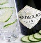 Gin tonic au concombre